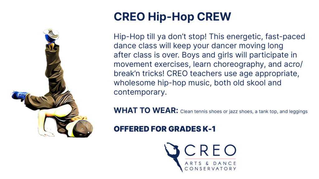 CREO Offered Classes3