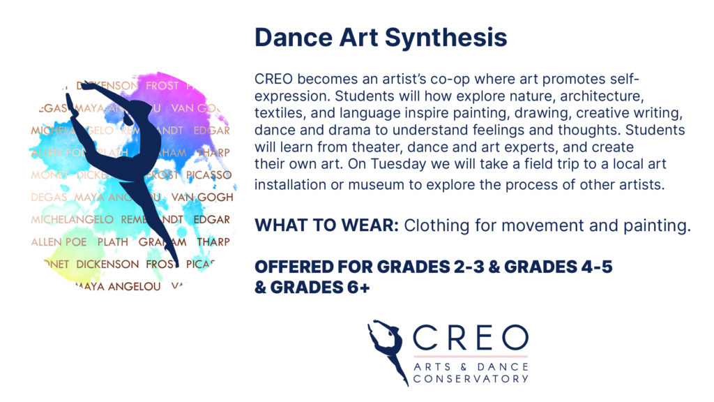 CREO Offered Classes8